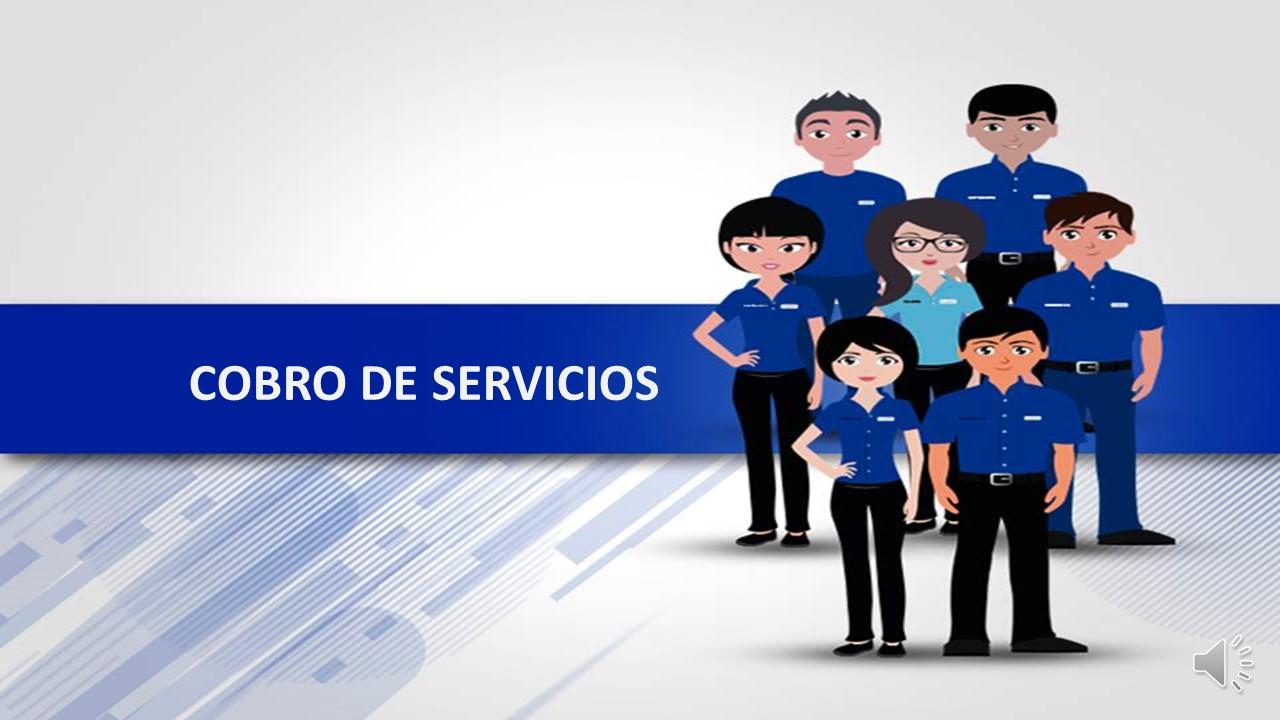 Cobro de servicios E-PAGO